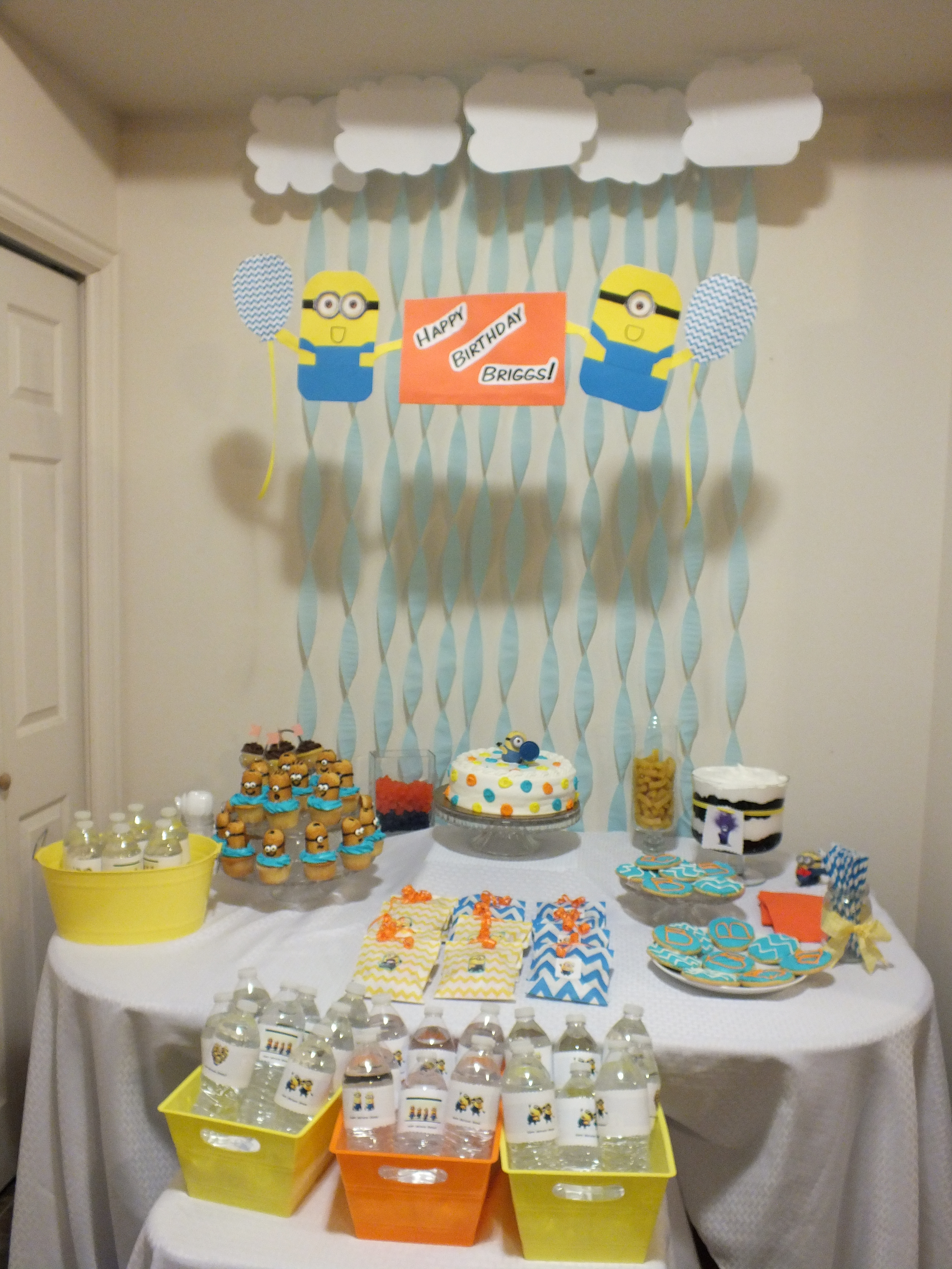 Despicable Me Party | Party Dime Time